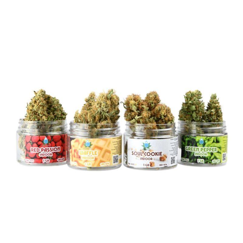Infiorescenze Cannabis Light
